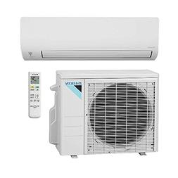 Daikin 12,000 Btu 19 Seer Single Zone Ductless Mini Split He