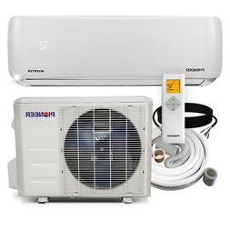 Pioneer 12000 BTU 208/230V Ductless Mini Split Air Condition