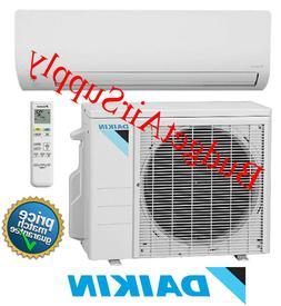 DAIKIN 24.5 SEER 9K Ductless Mini Split 9000 Btu Heat Pump R