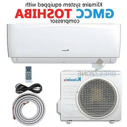 18,000 BTU 16.4 SEER Ductless Mini Split Air Conditioner Hea