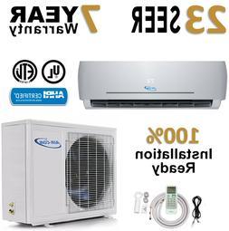 18000 BTU Mini Split AC Air Conditioner Heat Pump Ductless 2