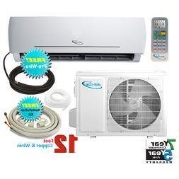 18000 BTU Ductless Mini Split Air Conditioner Heat Pump 23 S