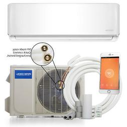 18k BTU 16 SEER MrCool DIY Ductless Heat Pump Split System -