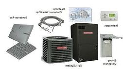 Goodman 2 Ton 14 SEER Heat Pump Split System GSZ140241 with