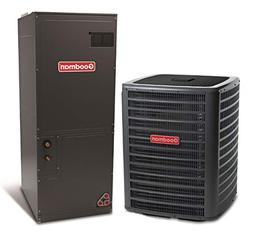 Goodman 2.5 Ton 14 Seer Heat Pump Split System GSZ14030 ARUF