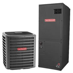 Goodman 2 Ton 14 Seer Heat Pump System with Multi Position A
