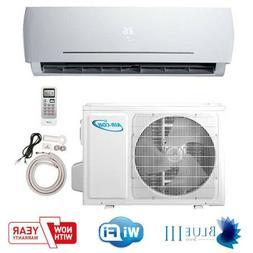18,000 BTU Ductless Mini Split Air Conditioner Heat Pump 23