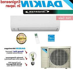 Daikin 24,000 BTU Ductless Mini Split Air Conditioner 2015 /