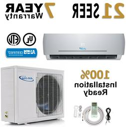 24000 BTU -  21 SEER  - Ductless Mini Split Air Conditioner