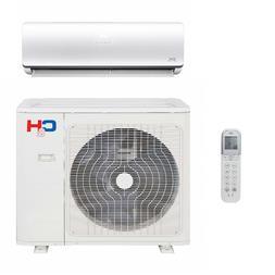 12000 BTU Ductless Mini Split Heat Pump Ductless AC Heater 2