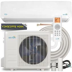 24000 BTU Mini Split Air Conditioner with Heat Pump Remote a