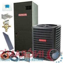 3 Ton 14 SEER Goodman Heat Pump Split GSZ140361/ARUF37C14 w/