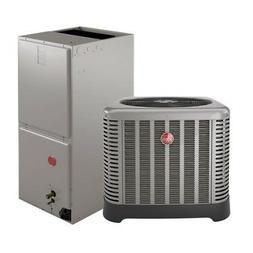3 Ton 15 Seer Rheem / Ruud Heat Pump System RP1536AJ1NA - RH