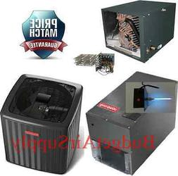 3 Ton 18 Seer 2 Stage Heat Pump HORIZONTAL GSZC180361+MBVC16