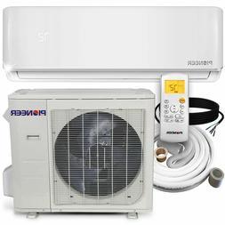 36,000 BTU 16 SEER 230V Ductless Mini-Split Air Conditioner