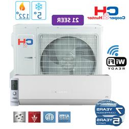 36000BTU 230V Mini Split Ductless Air Conditioner Heat Pump