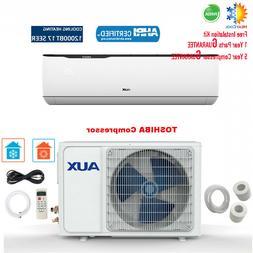 12000 BTU Mini Split Air Conditioner Inverter Wall Heat Pump