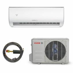 Bosch Climate 5000 Mini Split Air Conditioner AC Heat Pump S