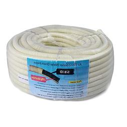 AC Parts 164 Ft Flexible Water Drain Hose Pipe for Ductless