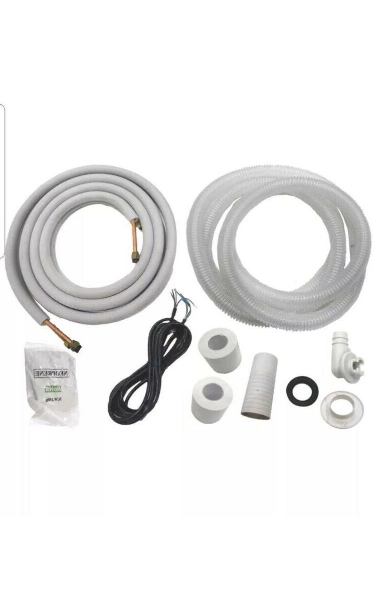 12,000 BTU Ductless Air Conditioner,Heat split w/kit