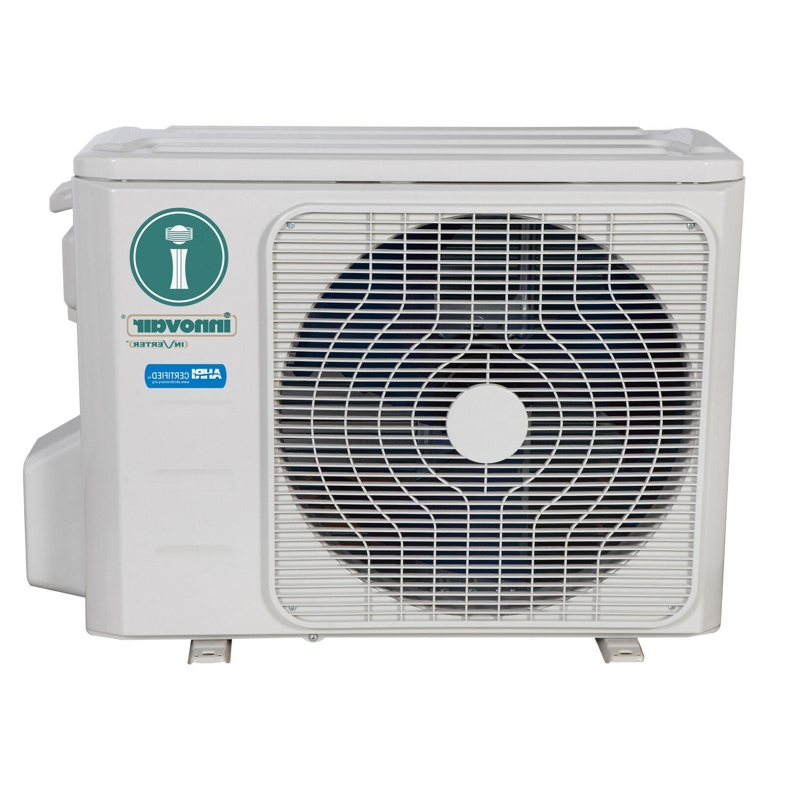 12000 BTU Inverter Ductless Heat Pump INNOVAIR