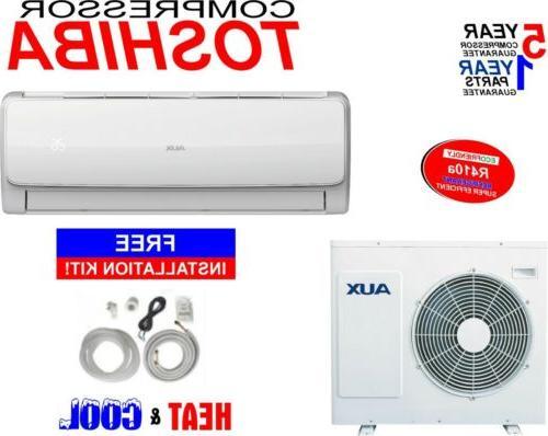 12000 btu ductless ac air conditioner heat