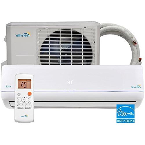 Senville 12000 BTU Mini Split Air Conditioner Heat Pump SENA