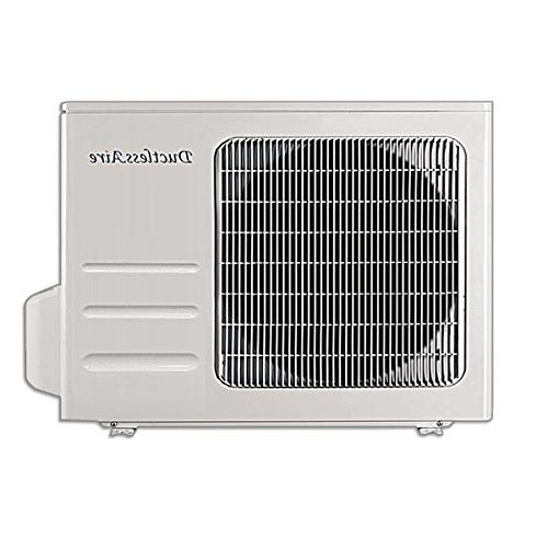 DuctlessAire SEER Star Mini Air and Speed Inverter Installation