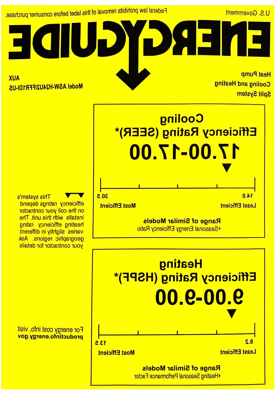 Inverter Wall 24000 12Ft