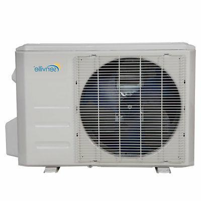 18000 Ductless Mini Split Conditioner - Ceiling TON