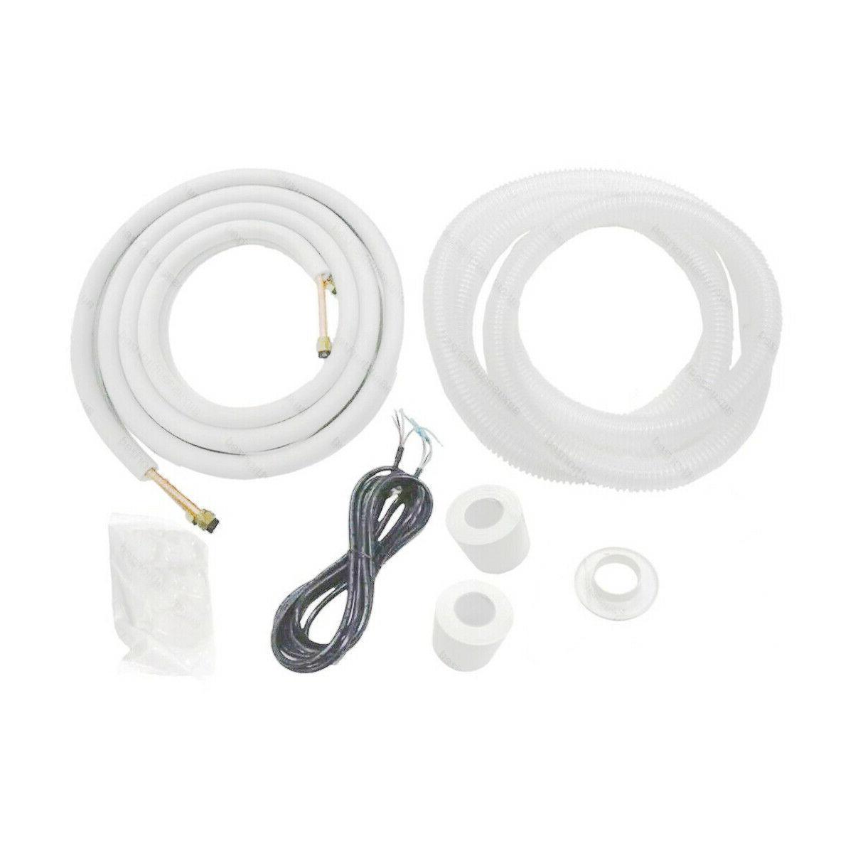 Mini Inverter Wall Heat Pump, 24000 BTU