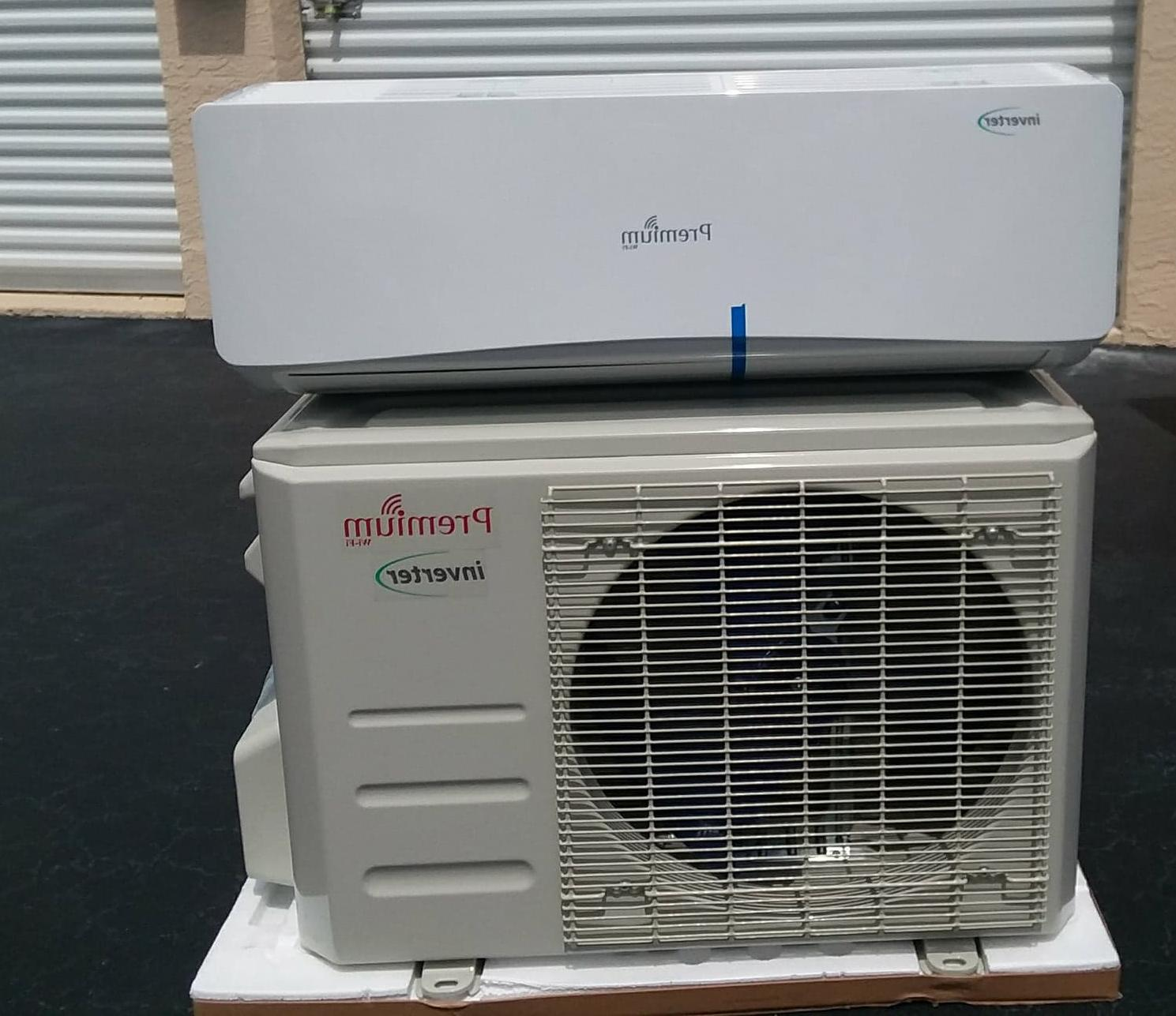 Premium BTU Mini Split Heat 220 V