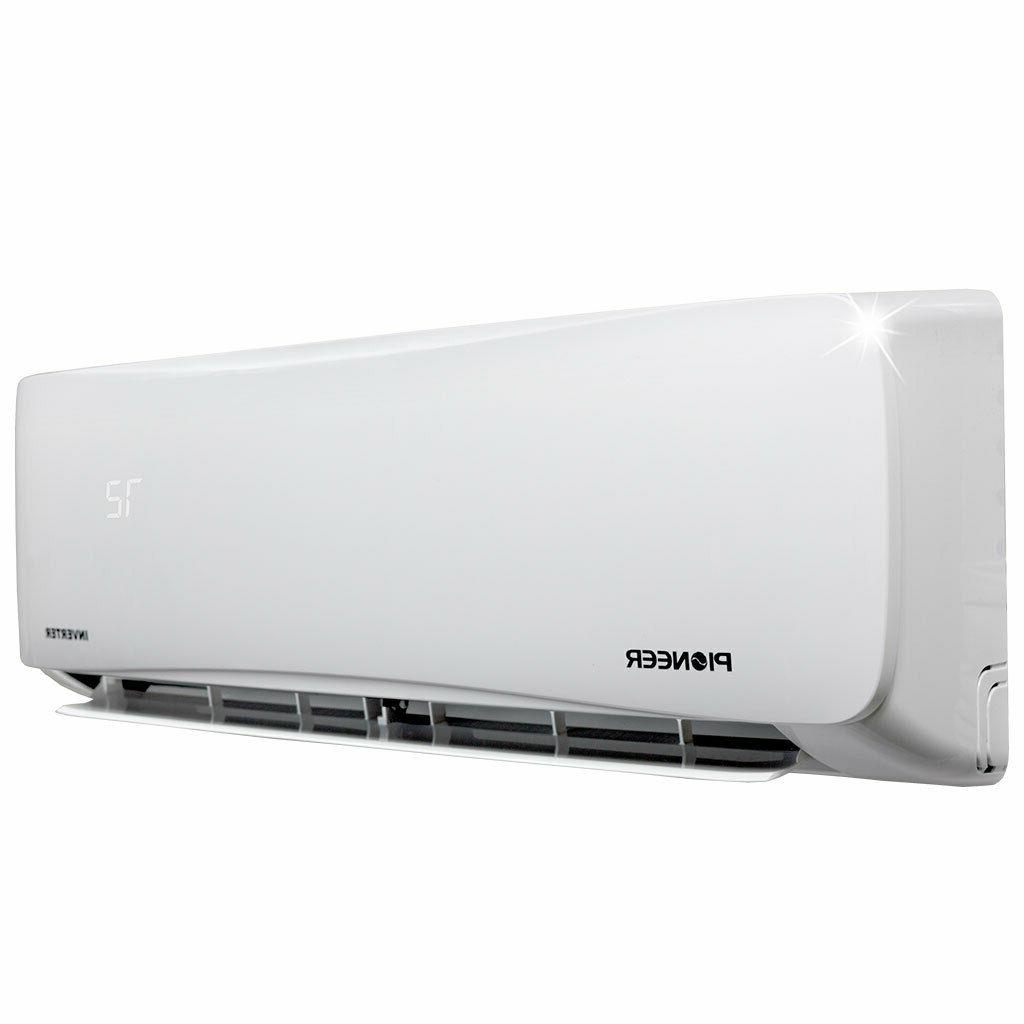 PIONEER 12000 BTU SEER DC Inverter+ Mini Heat Pump Set