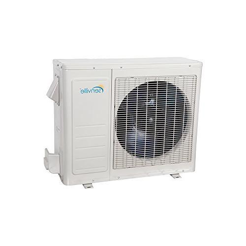 Senville 36000 BTU Dual Conditioner Pump, Mini