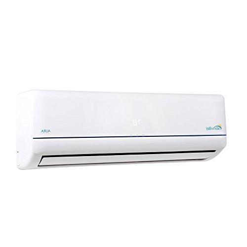 Senville SENA-18MO-209 18000 BTU Dual Split Conditioner and Heat Mini