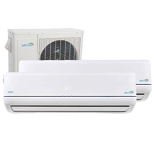 Senville 18000 BTU Dual Conditioner and Mini