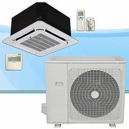 DiamondAir Mini Split 24,000 BTU 17.5 SEER heat pump with ce