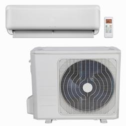DiamondAir Mini Split 9,000 BTU 23.5 SEER heat pump system 1