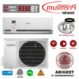 mini split 12000 btu 17 seer inverter
