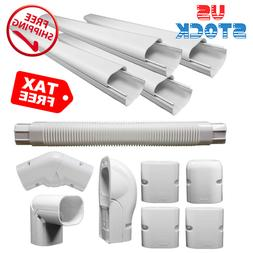 Pioneer PVC Line Cover Kit for Mini Split Air Conditioners a