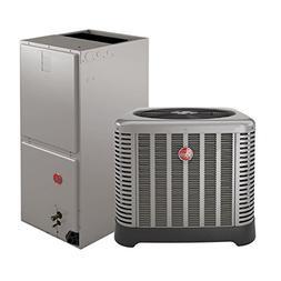 Rheem / Ruud 2.5 Ton 15.5 Seer Heat Pump System